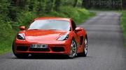 Essai Porsche 718 Cayman S : Des larmes de crocodile