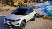 Nouveau Jeep Compass : à partir de 24 950 €