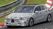 La future Mercedes Classe A s'échauffe