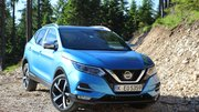 Essai vidéo Nissan Qashqai 2017 : un bon vieux tube