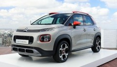 Citroën lance son mini-SUV Citroën C3 Aircross contre le Renault Captur