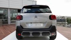 La Citroën C3 Aircross 2017 en détail