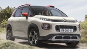 Citroën C3 Aircross : dans l'air du temps