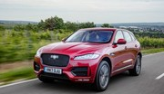 Essai Jaguar F-Pace 25d AWD (2017) : notre avis sur le diesel 240 ch