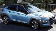 Hyundai Kona : premières photos du petit SUV Hyundai