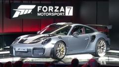 Porsche 911 GT2 RS : Dévoilée lors d'un salon de jeux vidéo !