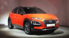 La Hyundai Kona 2017 en détail