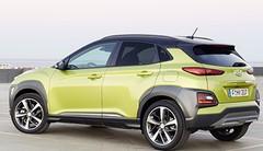 Hyundai Kona : électrique en 2019