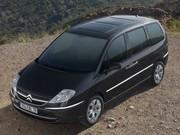 Citroën C8 : Évolution en douceur
