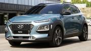 Hyundai Kona : un version électrique à 380 km d'autonomie dans les cartons