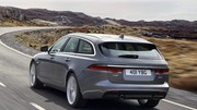 Jaguar XF Sportbrake : Deuxième génération pour le grand break Jaguar
