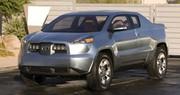 Toyota A-BAT concept : pick-up à visage humain