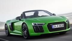 Audi R8 Spyder V10 Plus : Surplus de puissance