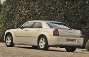 Essai Chrysler 300C : Revue de détails