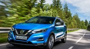 Premier essai Nissan Qashqai 2017 : Minimum syndical