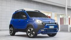 Fiat Panda 2017 : une nouvelle City Cross 4x2 au look baroudeur