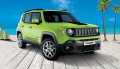Jeep Renegade : une nouvelle série limitée South Beach