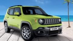 Jeep Renegade South Beach Edition : une série spéciale qui sent l'été