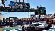 19ème victoire pour Porsche aux 24H du Mans 2017
