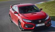 Essai Honda Civic Type R 2017 : un monstre plus civique