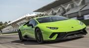 Essai Lamborghini Huracan Performante : Ensorcelée par le vent