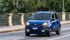"""Nouvelles déclinaisons """"City Cross"""" et """"Wild"""" pour la Fiat Panda"""