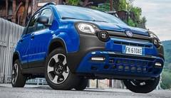 Fiat Panda : maintenant en version City Cross
