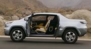 Toyota A-BAT Concept : Le pick-up de demain
