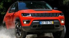 Essai Jeep Compass : Quand papy s'en mêle…