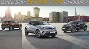 SUV - Quel Toyota C-HR choisir ?