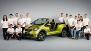 Skoda Element Concept : la Citigo en mode buggy électrique