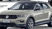 Volkswagen T-Roc : déjà la première photo ?