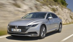 Essai Volkswagen Arteon : mention Passat