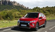Essai Mitsubishi Eclipse Cross : point d'inflexion