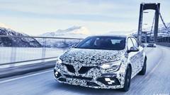 Nouvelle Renault Mégane R.S : 4 roues directrices et 2 châssis