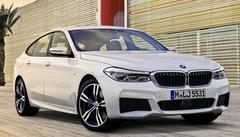 BMW Série 6 Gran Turismo : une 6 pour affronter l'A7 Sportback