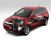 Saturn Vue Green Line Bimode : L'arme anti Lexus