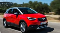 Essai Opel Crossland X : du caractère, que diable !