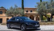 "Essai Volkswagen Arteon 2.0 BiTDI 240 ch : ""das"" coupé"