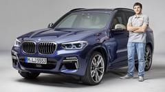 BMW X3 (2017) : infos, photos et premier avis sur le nouveau X3