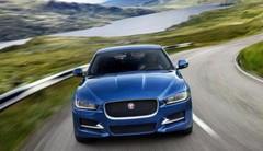 Jaguar XE, XF & F-Pace : Nouveau 4 cylindres de 300 ch