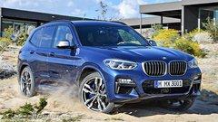 De vrais progrès sur le BMW X3