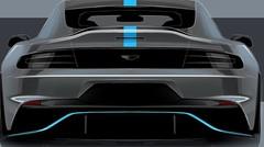 Aston Martin RapidE : la première Aston électrique produite à Gaydon en 2019