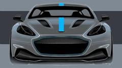 Aston Martin confirme la RapidE électrique pour 2019
