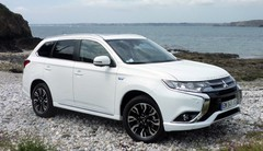 Essai Mitsubishi Outlander PHEV EV : Doublement EV