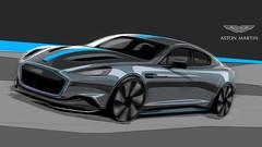Aston Martin reconfirme la RapidE électrique