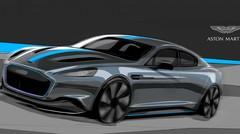 L'Aston Martin Rapide électrique sortira en 2019
