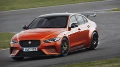 XE Project 8 : la plus puissante des Jaguar de série est une berline