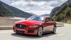 Jaguar : un nouveau 4 cylindres de 300 ch sur les XE, XF et F-Pace