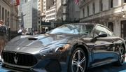 "Maserati GranTurismo restylée : léger lifting pour la ""mamie"" de Maserati"